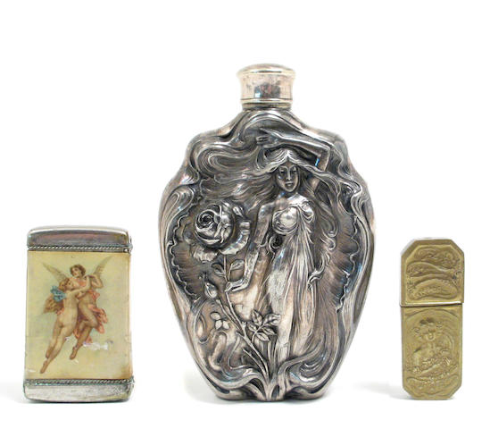 Group of Gent's Items