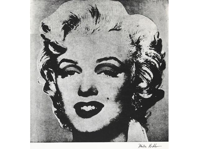 Mike Bidlo; Not Warhol;