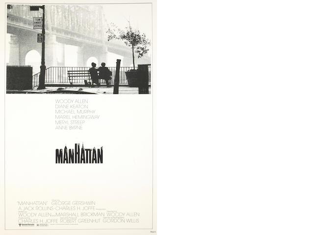 Manhattan, 1979, 42x28, LB