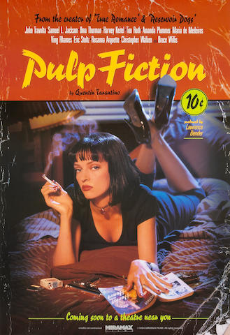 Pulp Fiction, Lucky Strike Version