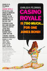 Casino Royale, 2 posters, Style A/Style B