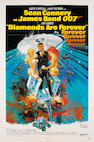Diamonds are Forever, one-sheet