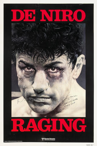 Raging Bull Signed