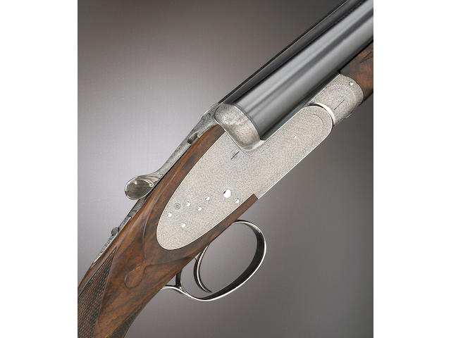 A cased pair of 20 gauge Franchi Imperiale Montecarlo Extra sidelock ejector double barrel shotguns