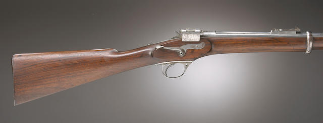 A .450 caliber single shot musket by William Soper