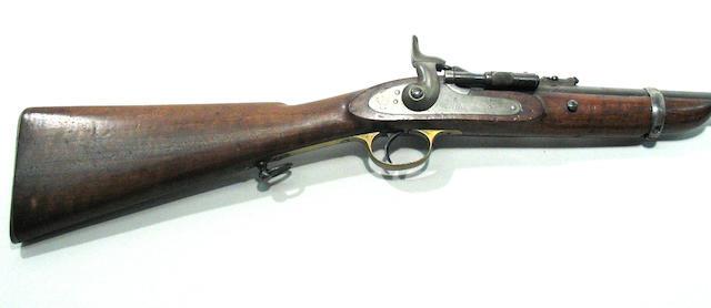 Bonhams : A British Snider-Enfield breechloading cavalry carbine