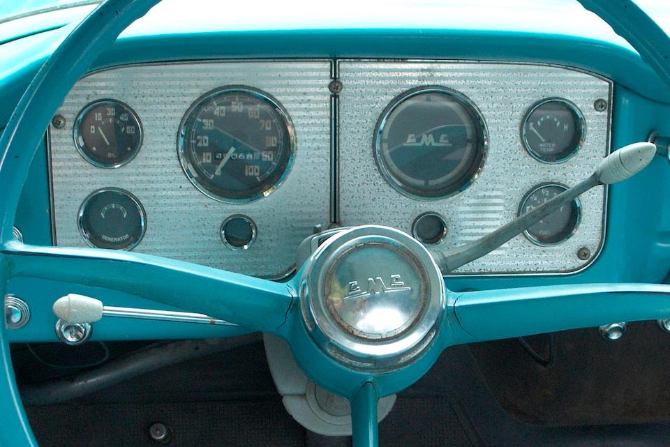 1958 GMC Pickup Truck  Chassis no. 1018CS1318A