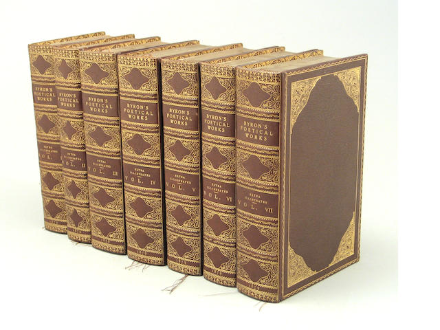 BYRON, GEORGE GORDON NOEL, LORD. 1788-1824.