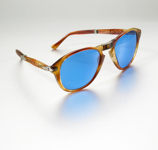 A pair of Persol Ratti sunglasses