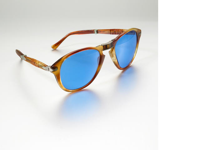 A pair of Persol Ratti sunglasses