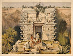 Catherwood. Views of Ancient Monuments in Central America. 14 color plates.
