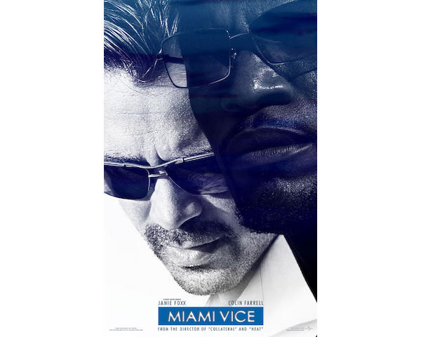 Miami Vice premiere tickets Donated by Universal Pictures