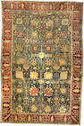 An Agra carpet India size approximately 13ft 2in x 19ft