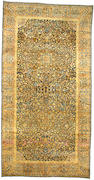 A Kerman Carpet South Central Persia size approximately 17ft 8in x 9ft 1in