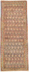 A Malayer carpet Central Persia size approximately 13ft 6in x 5ft 3in