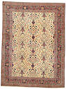 A Dabir Kashan carpet Central Persia size approximately 10ft x 13ft 4in