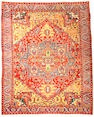 A Heriz carpet Northwest Persia size approximately 9ft 5in x 11ft 6in