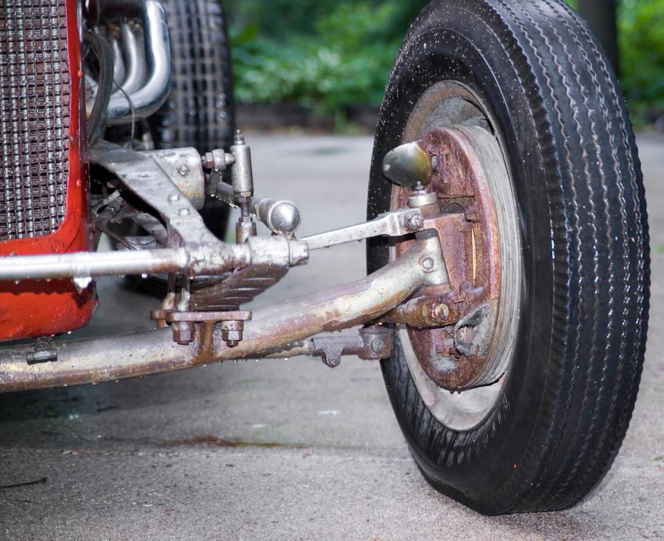 The ex-Frank Brisko,1936 'Elgin Piston Pin' Two-Man Indianapolis Race Car