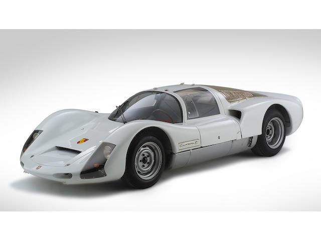 The ex-Rosso Bianco Collection,1966 Porsche 906 Carrera Coupé 906.147