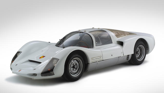 The ex-Rosso Bianco Collection,1966 Porsche 906 Carrera Coupé 906.147