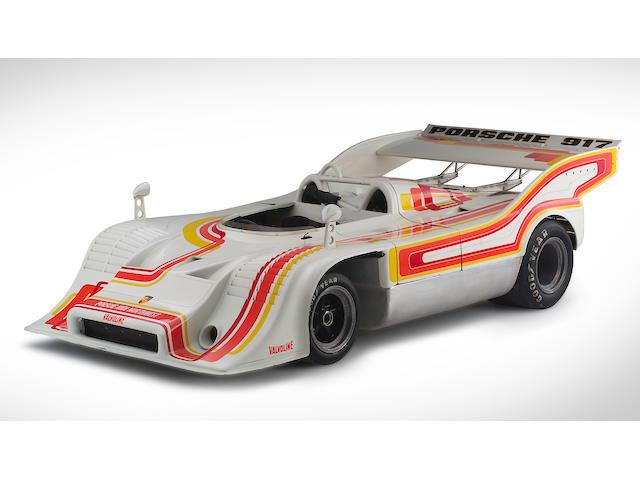 The ex-Willi Kauhsen, Monte Shelton,1973 Porsche 917/10 Turbo CanAm / Interserie Sports-Racing Two-S