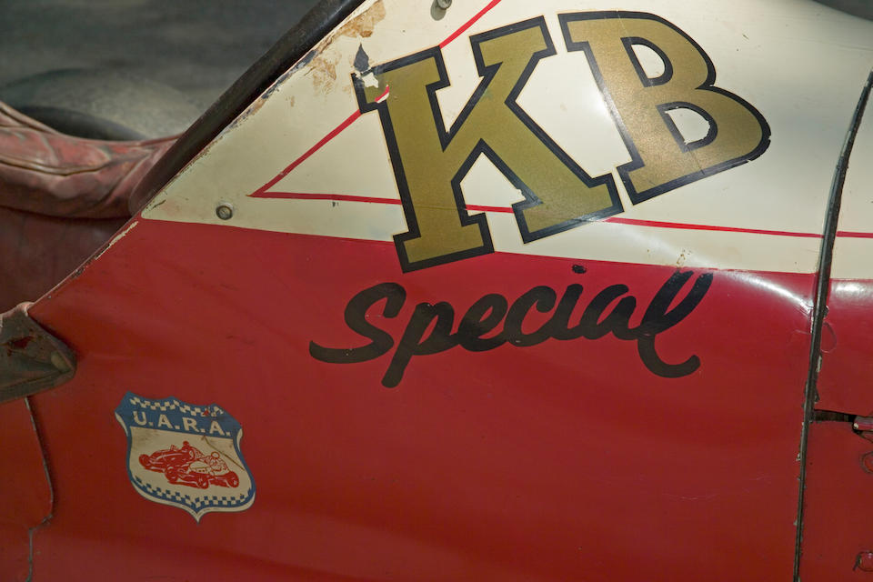 1946 Reichenbach Brothers 'KB Special' Midget Race Car