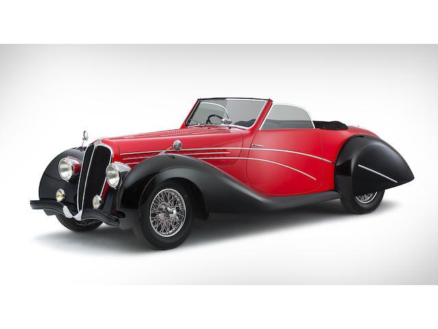 1939 Delahaye 135 MS Cabriolet 800484