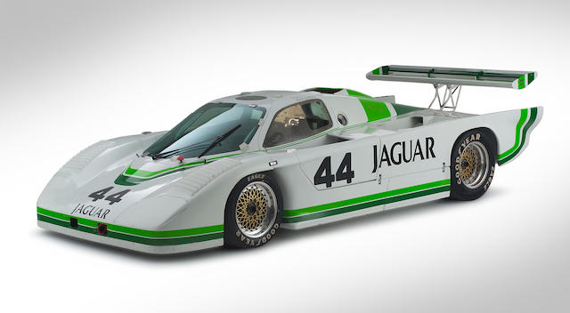 The Ex-Brian Redman/Hurley Haywood,1983-85 Group 44 Jaguar XJR-5 IMSA Racing Coupe  Chassis no. XJR-5/009