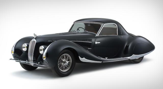 1938 Delahaye 135M Coupé 60112
