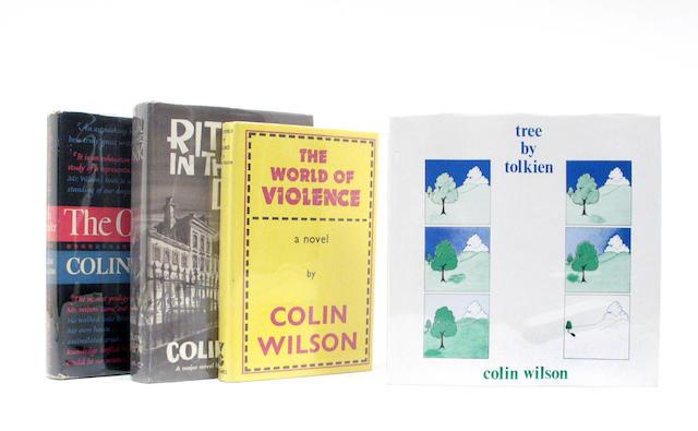 Wilson, Colin.