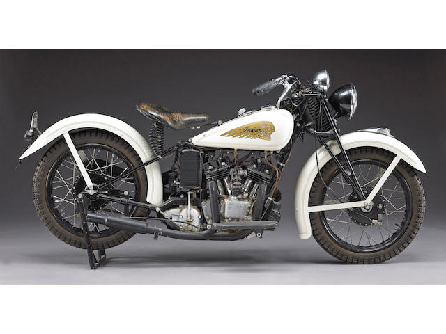 1934 Indian Scout 45ci