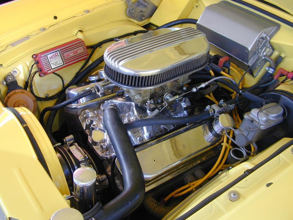 1953 Nash Rambler Custom Convertible  Chassis no. F2620D388
