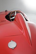 The Ex-Brussels Salon/John von Neumann/Phil Hill/ 'On the Beach' movie,1955 Ferrari 750 Monza Spider Corsa Sports-Racing Two-Seater  Chassis no. 0492M Engine no. 0492M