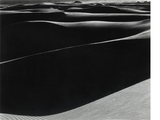 Edward Weston; Dunes, Oceano, California;