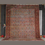 A Sultanabad carpet size approximately 15ft x 9ft 7in