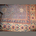 A Senneh carpet size approximately 16ft 3in x 11ft 7in