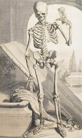 COWPER, WILLIAM.  1666-1709.