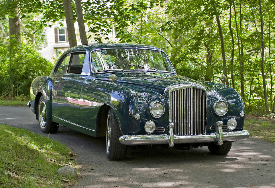 1957 Bentley S1 4.9-liter Two Door Continental Fastback Saloon  Chassis no. BC 47 CH Engine no. BC 46C Body no. 6045