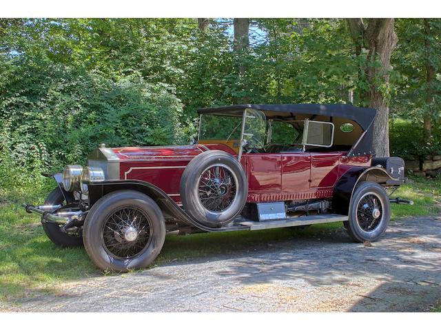 1926 Rolls-Royce 40/50hp Silver Ghost 'London-Edinburgh'-style Torpedo Tourer  Chassis no. S178ML Engine no. 20785