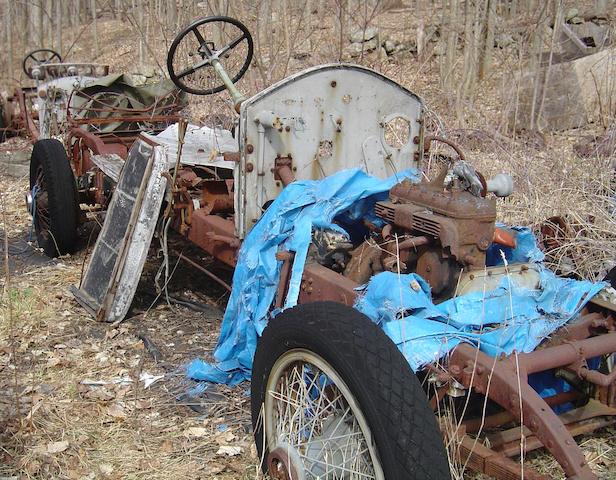 1926 Rolls-Royce 40/50hp Phantom I Chassis 29NC