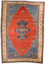 A Bakshaish carpet Northwest Persia, Size approximately 18ft 1in x 12ft 7in