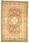 An Amritzar carpet India size approximately 6ft 5in x 9ft 11in