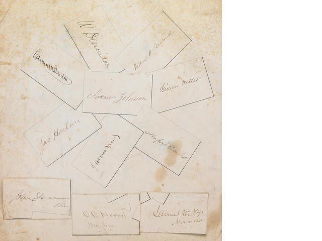 Andrew Johnson Cabinet