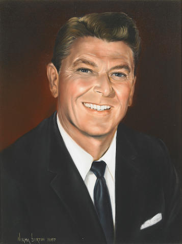REAGAN, RONALD.