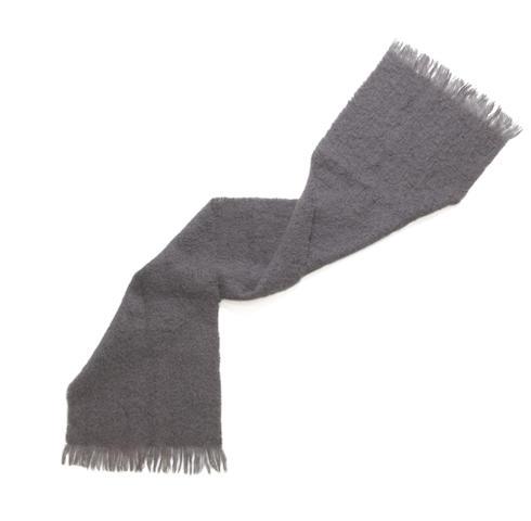 A wool scarf