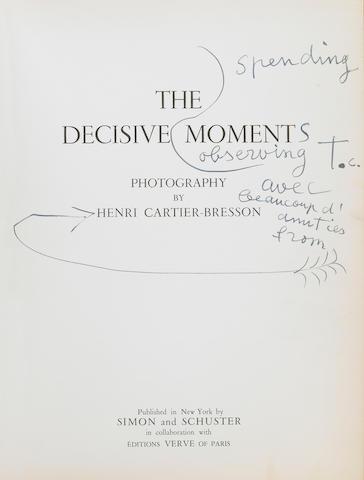 Cartier-Bresson, Henri.