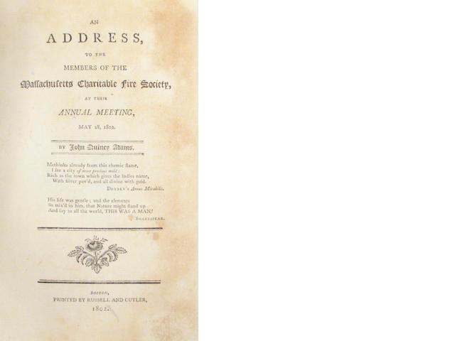 Adams, John Quincy.