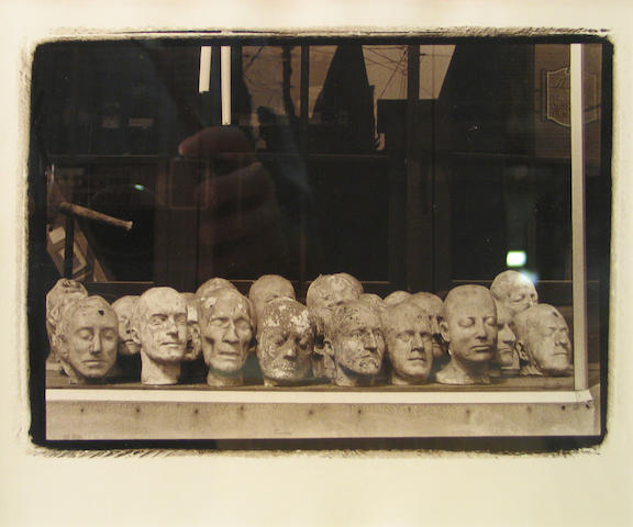 Edward Pfizenmaier; Heads #1, Los Angeles; Heads #2, Roscoe, New York; (2)