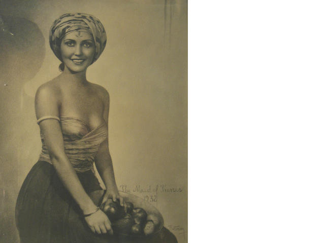 William Mortensen; The Maid of Tunis; Romany Maid; Victoria/Rebecca; Patricia; (4)