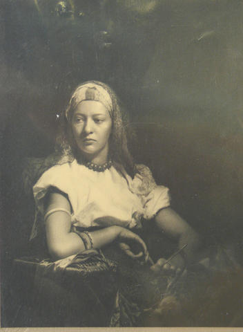 William Mortensen (American, 1897-1965); Flemish Maid; Siren of the South Seas; Circe; (3)